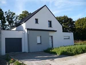 Maison peinte en gris cobtsacom for Maison peinte en gris