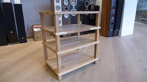 fi racks podium slimline mueble furniture youtube