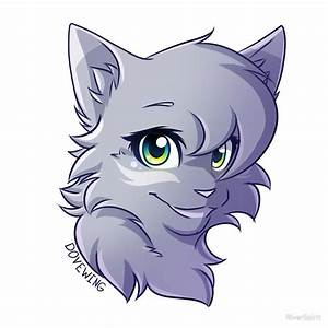 """""""Warriors Stickers - Dovewing"""" by RiverSpirit Redbubble"""