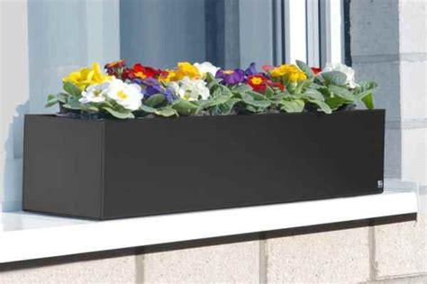 Moderne Blumenkästen Für Die Fensterbank