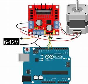 Arduino   Stepper  L298n