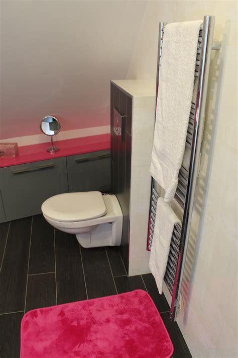 salle d eau laqu 233 gris rose porcelanosa sadeco le