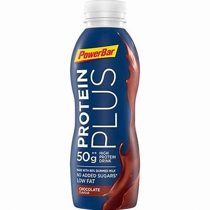 Protein Drink Drinks Plus Powerbar Chocolate Powder