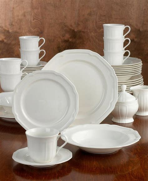 dinnerware mikasa antique piece sets service casual everyday dishes amazon dining dinner porcelain deluxecomfort pieces ware french collection looking elegant