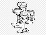 Clipart Liquor Illustration Glasses Bottles Drinks Pinclipart Report sketch template