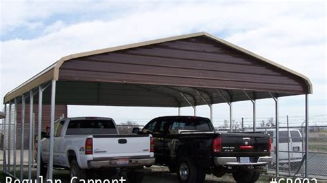 coast to coast carports regular style carports