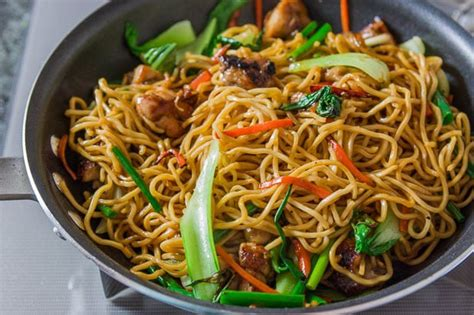 what is chicken chow mein chicken chow mein recipe delicious techniques