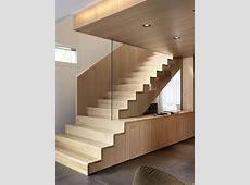 By nimmrichter cda architects interior wood stairs design