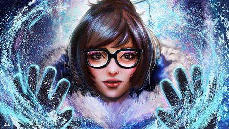 Overwatch Mei Wallpaper ·① Download Free Wallpapers For
