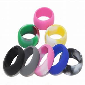 Best silicone wedding ring jewelry ideas for Top silicone wedding rings