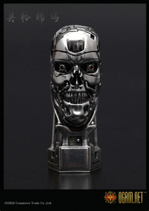 tin cash register toy template the terminator t700 1 6 size tin skull the terminator