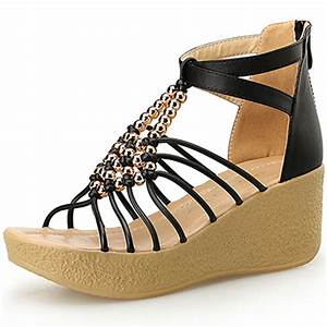 Fashion Comfortable Women Sandals Shoes 2017 Summer New ...