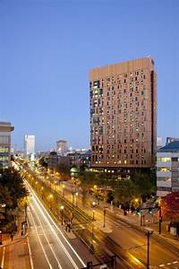 Massachusetts College Of Art And Design U2019s Student Residence Hall    Add Inc