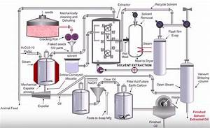 Flow Diagram Of Solvent Extraction Method Another Chemical