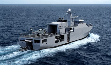 Ideal Patrol Vessel For Marine Safety And Humanitarian Tasks