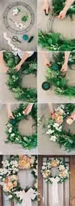 wedding decorations diy diy wedding wreath once wed