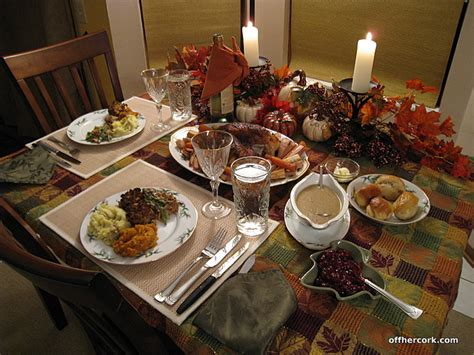 table cuisine pin thanksgiving dinner table of food pictures to pin on