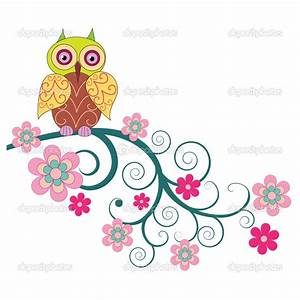 Night Owl In Tree Clipart - Clipart Suggest