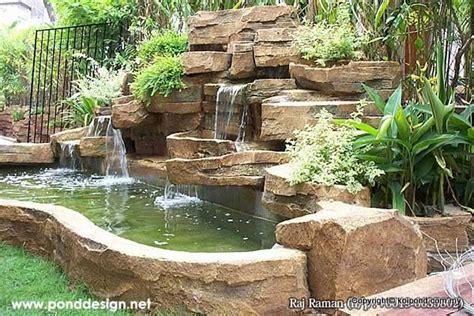 artificial waterfallrock theme fountain design trading