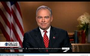 Tim Kaine trashes Donald Trump's tough immigration remarks ...