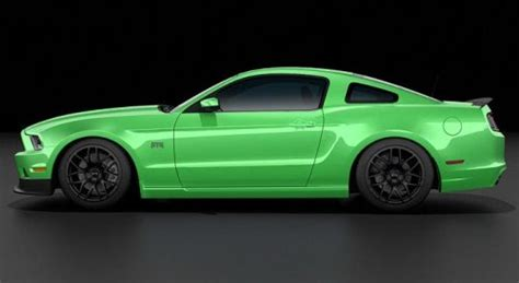 ford mustang rtr spec  side profile torque news