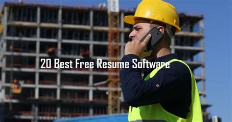 Best Resume Software Free by Doublemesh Design Free Resources
