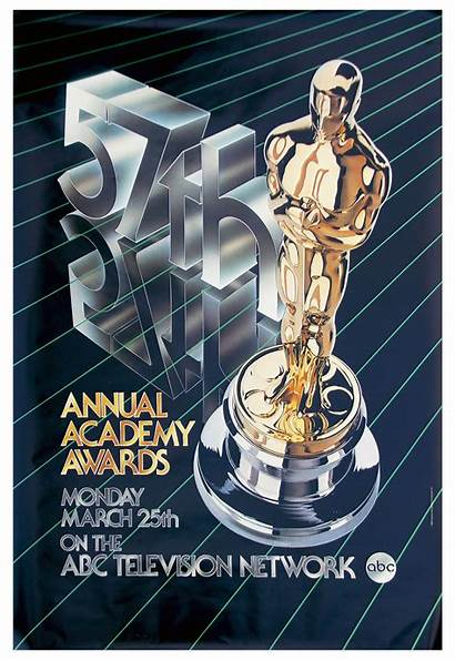 Poster Awards Academy 57th Annual