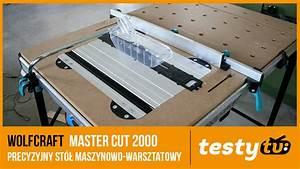 Wolfcraft Master Cut : wolfcraft master cut 2000 precyzyjny st maszynowo warsztatowy youtube ~ A.2002-acura-tl-radio.info Haus und Dekorationen