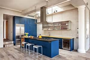cuisine americaine bleue ilot central picslovin With cuisine americaine ilot central