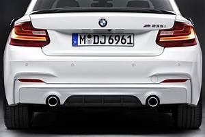Bmw 335i Performance Auspuff : m performance parts kit for bmw 2 series coupe unveiled ~ Jslefanu.com Haus und Dekorationen