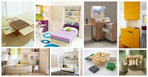 Remarkable Space Saving Furniture That You Will Love To See