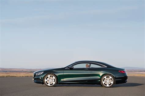 2015 S-Class Coupe (C217) Officially Unveiled in All Its Splendidness - autoevolution