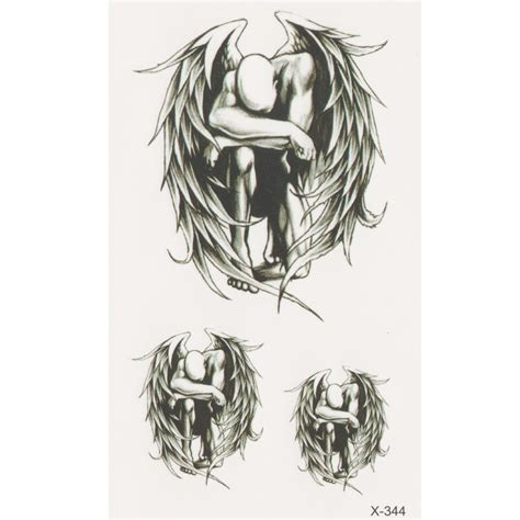 Online Buy Wholesale Fallen Angel Tattoos From China