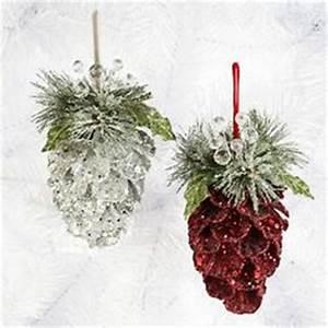 Pinecone Ornament on Pinterest