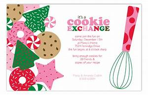 quotes for a cookie exchange quotesgram With cookie swap invitation template