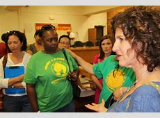 OUSD meeting turns into emotional protest Oakland North