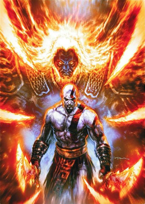 17 Best Images About Kratos The God Of War On Pinterest