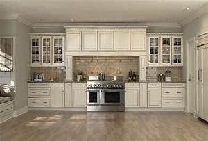 Antique White Kitchen Cabinets 2016