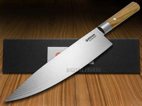 premium kitchen knives boker tree brand premium kitchen cutlery damascus olive