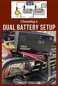 Check Out Our Guide For Choosing The Best Dual Battery