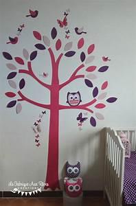 les 25 meilleures idees de la categorie stickers arbre With chambre bébé design avec quelques fleurs l original houbigant
