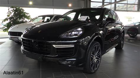 2017 porsche cayenne turbo s porsche cayenne turbo s 2017 start up in depth review