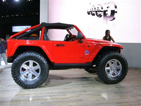 Jeep Wrangler Lower Forty by Jeep Lower Forty Concept Flickr Photo