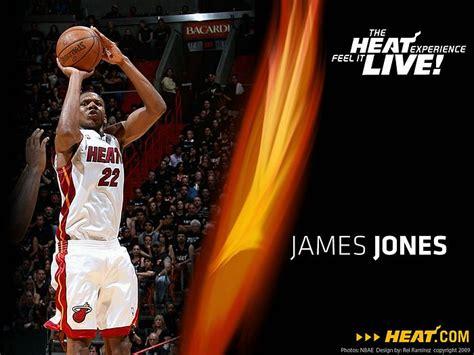 Miami Heat James Jones Photo21