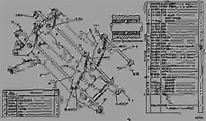 7k9651 Bucket Control Group - Track-type Loader Caterpillar 951c