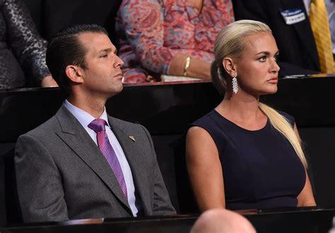 trump donald vanessa jr divorce wife