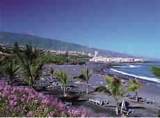 Playa Jardín Beach, Tenerife