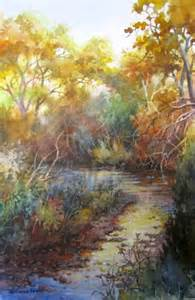 Roland Lee Watercolor Paintings