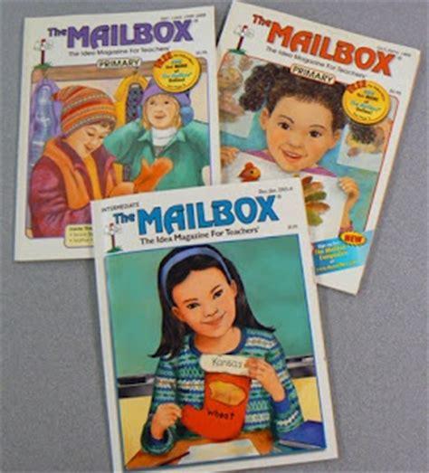 mailbox preschool magazine 17 best ideas about mailbox magazine on 318