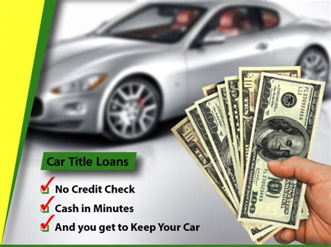 Car Title Loans-the Easy Way To Get Credit Even With A Bad